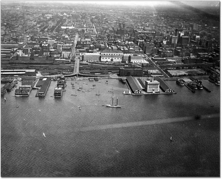Торонто 1919 год