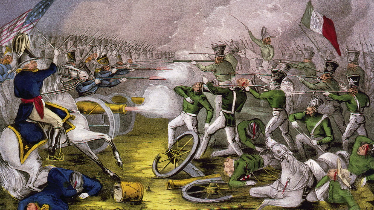 a question of the united states national interest in the mexican war The question is full of interest the annexation oftexas to the united states promises to enlarge the circle did the mexican war promote the national interest.