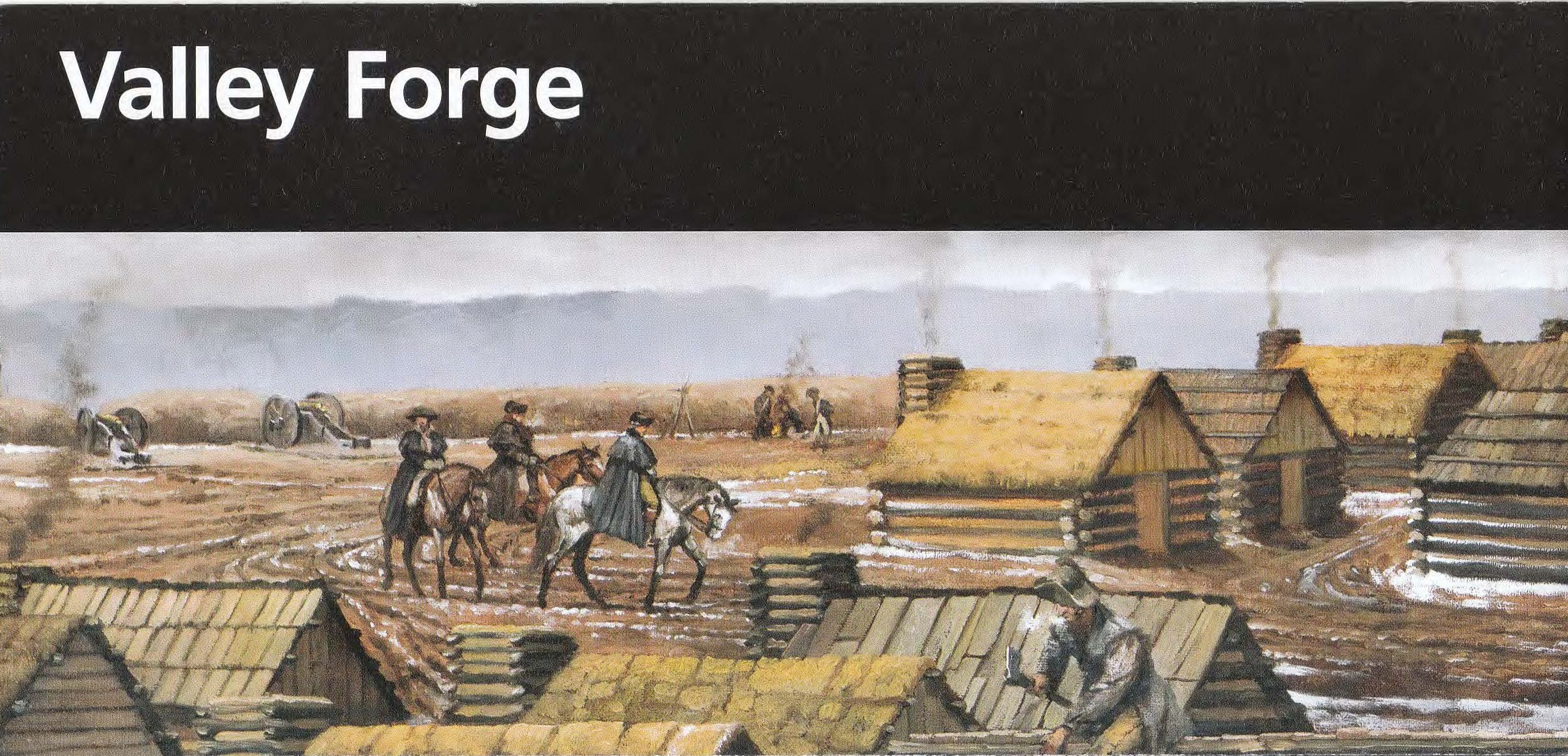 valley forge essay Check out our top free essays on valley forge to help you write your own essay.